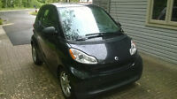 2009 Smart Fortwo Coupe (2 door) - Winter tires installed