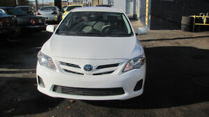 2012 Toyota Corolla Sedan ,Safety and e test London Ontario image 2