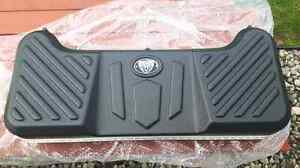 Yamaha Grizzly front storage box