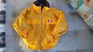 Fleece Lined Jacket - Size 3X