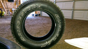 """18"""" RIMS AND TIRES - great condition!"""