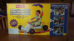 Fisher-Price Bounce 'n Go Coupe