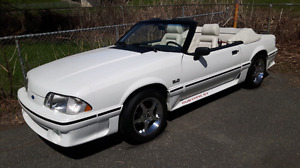 Ford Mustang GT convertible 1988