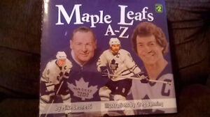 Maple Leafs A to Z book Kitchener / Waterloo Kitchener Area image 1