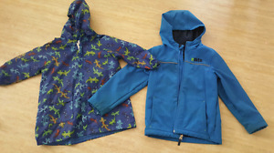 spring jackets size 4