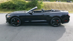 Ford Mustang convertible performance pack for sale