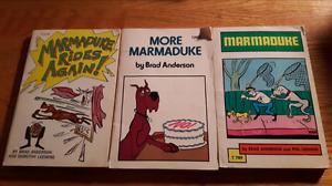 Vintage Marmaduke Books