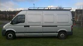 Vauxhall Movano 2.5CDTI( 120ps ) VAN LWB 3500 Maxi Roof 145K CLEAN GREAT DRIVER