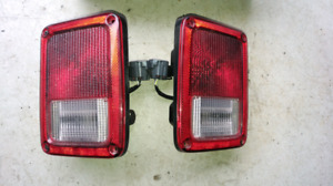 2011 Jeep wrangler rear tail lights