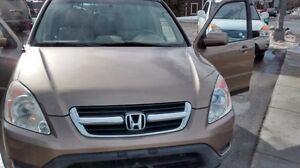 2003 Honda CR-V EX-L