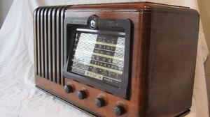 Vintage Radio AM and Shortwave