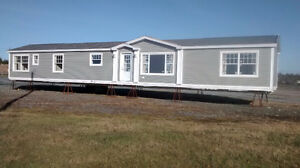 NEW Patterson 74' x 16' Maple Leaf Mini Home ** FOR SALE**