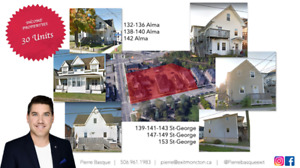 Income Properties - Alma & St-George Package