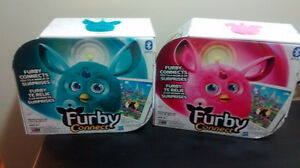 2 NEW unopened Furby connects