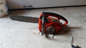 Parts or repair 2 homelite chainsaws