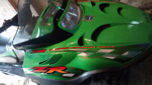 "2001 ZR 500 ARCTIC CAT///""RIDE TODAY"""