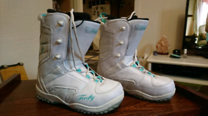 Womens snowboard boots