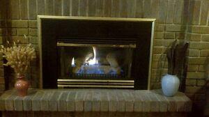 continental gas fireplace kijiji free classifieds in