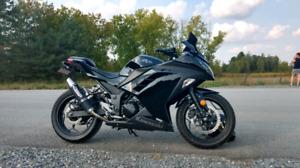 Kawasaki ninja 300.              ( Particulier )