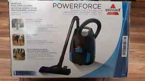 Bissell Powerforce Bagged Cannister Vacuum
