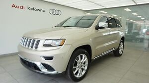 2014 Jeep Grand Cherokee 4x4 Summit