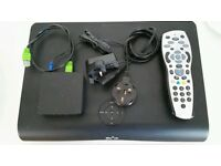 Sky+HD Box with Wireless Adapter