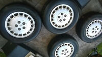 4 Buick rims, good condition