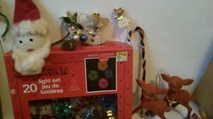 Vintage Christmas ornaments Windsor Region Ontario image 2