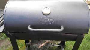 wood BBQ  in very good shape