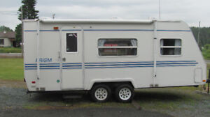 RV's Campers and trailers