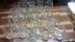 Lot de bucks à bière (tasses)