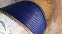 587 ft  of  BELDEN 3072F C55 (BLUCAI) 18 AWG TWINAX CABLE