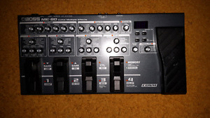 Boss ME-80 effects pedal