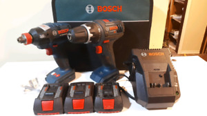 2 NEW BOSCH TOOLS $550+Value for only$250 firm