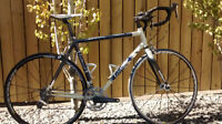 Lemond Versailles 56cm carbon/aluminum road bike
