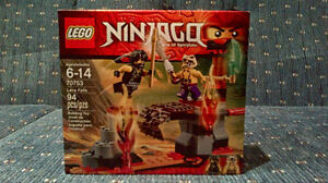 Lego Ninjaga Lot - 5 Different Sets Cambridge Kitchener Area image 6