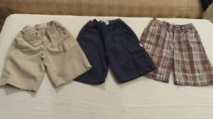3 Boys Children's Place Shorts Size 5 Years