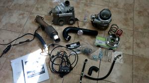 Pro rmk turbo kit