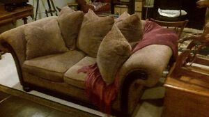 Couch and Love Seat - Matching & Top Quality From the Sofa Store