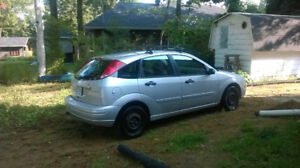 ford focus ZX5 manuelle