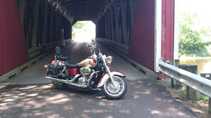 Honda shadow ace 1999