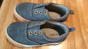 Very new shoes for boy, size No. 8,only been worn once.