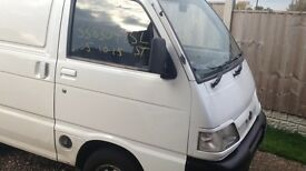 Diahatsu hijet fully converted ,weekend / camper