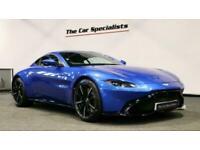 "Aston Martin Vantage V8 EXTERIOR BLACK PACK 20"" ALLOYS SPORT PLUS SEATS R/CAMERA"