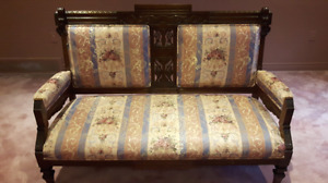 Jacques and Hay Settee