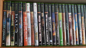 Original Xbox Game Collection