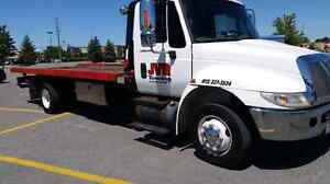 2007 international  flat bed