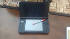 Nintendo 3ds XL + 2 Iconic Games
