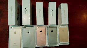 iphone 5s iphone 6 iPhone 6s grey, gold, rose-gold UNLOCKED