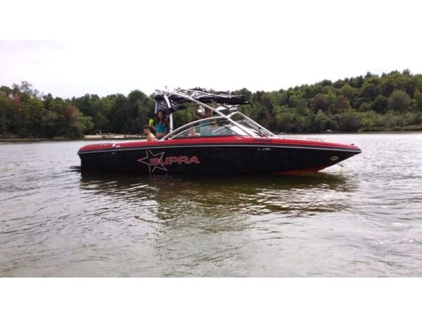 Used 2009 Supra Launch 22ssv